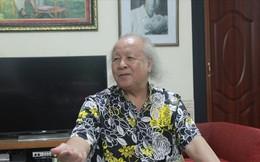 Phương châm sống hơn 90 tuổi vẫn tập… làm người của cụ ông ở Ba Vì