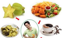 Ăn uống đúng cách khi bị viêm dạ dày