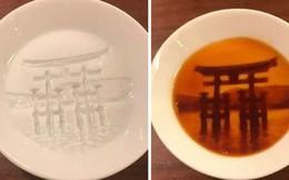 Mãn nhãn với bộ đĩa in 3D của Nhật Bản, biến việc đổ tương thành môn nghệ thuật đỉnh cao