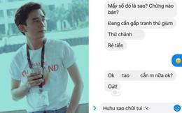 """Nhờ sinh viên ngôn ngữ dịch hộ tiếng Thái không được, fan Kpop lên """"giọng mẹ"""": Đồ rẻ tiền, Google được thì nhờ làm gì!"""