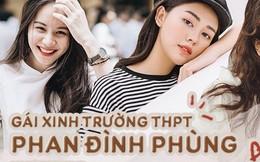 Dàn gái xinh cực phẩm xuất thân từ THPT Phan Đình Phùng (Hà Nội): Lò đào tạo hotgirl đỉnh nhất Việt Nam là đây chứ đâu!