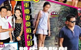 """Quả báo có thật: Ngoại tình quen thói, sao TVB chịu cảnh """"gà trống nuôi con"""", vợ trẻ cắm sừng, bỏ bê gia đình"""
