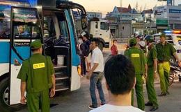 Đồng Nai: Đập kính xe khách cướp tiền táo tợn trên quốc lộ