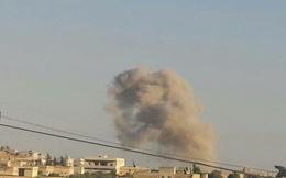 Không quân Nga - Syria dội bom tiêu diệt hàng chục tay súng ở Idlib