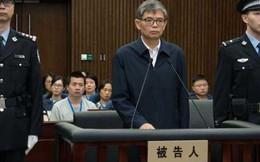 'Sếp' đóng tàu sân bay Trung Quốc lĩnh 12 năm tù vì tham nhũng
