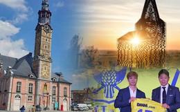 Những điều thú vị về nơi ở mới của Công Phượng tại Bỉ: Cổ kính, bình yên và món bia độc lạ làm từ hoa quả