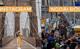 """9 điều mà ảnh trên Instagram """"nói dối"""" về thành phố New York, xem xong chỉ ước chưa từng biết sự thật cho đỡ... đau lòng"""