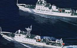 Chưa tới nơi được giao nhiệm vụ do thám, tàu Trung Quốc bị lộ