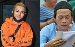 Hoài Lâm chính thức lộ diện sau nửa năm giải nghệ, cùng vợ chồng Khởi My tập luyện trước thềm liveshow Hoài Linh