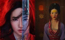 """Tạo hình mặt mộc, tóc rối của Lưu Diệc Phi trong """"Mulan"""" gây bão mạng xã hội"""