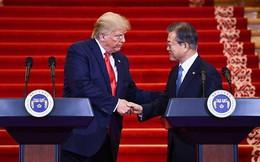 Biển Đông: Giải mã tuyên bố sát cánh với Mỹ của Hàn Quốc