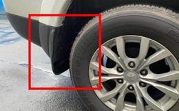 Ô tô có cần thiết phải có tấm chắn bùn?