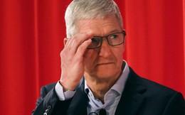Cổ phiếu Apple lao dốc, Dow Jones mất hơn 100 điểm