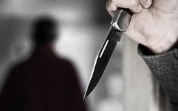 Chồng nát rượu dùng dao sát hại vợ