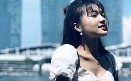 Bạn gái nóng bỏng đi Singapore thăm Phan Văn Đức, xoá tan tin đồn chia tay