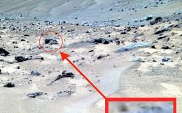 Ảnh của NASA vô tình làm lộ mặt người ngoài hành tinh?