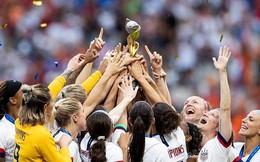 Vô địch World Cup lần 4, các cô gái Mỹ càng muốn… kiện
