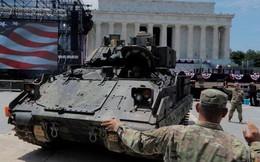 Quân đội Mỹ tiêu tốn 1,2 triệu USD cho lễ Quốc khánh