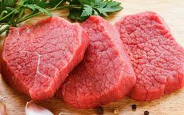 Ăn nhiều thịt đỏ tăng nguy cơ suy thận