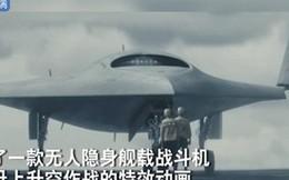 Máy bay không người lái bí ẩn của Trung Quốc gây xôn xao