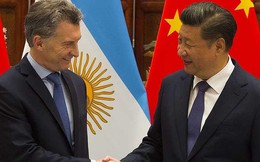 Mỹ lo Trung Quốc gây ảnh hưởng chưa từng có ở Mỹ Latinh