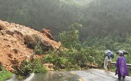 Sạt lở gây ách tắc, chia cắt tạm thời nhiều tuyến quốc lộ qua tỉnh Lai Châu
