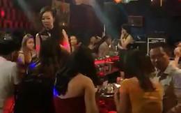 Nhiều người dương tính với ma túy trong bar 141 ở Phú Nhuận