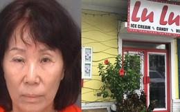 Ghen tị vì cửa hàng kem bên cạnh ngày càng ăn nên làm ra, người phụ nữ 66 tuổi nghĩ cách phá hoại khiến ai nghe qua cũng rùng mình