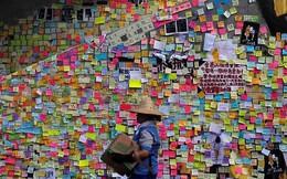 Hồng Kông: Người biểu tình tập trung gần biên giới Trung Quốc