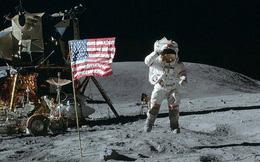 Lý do cảnh phi hành gia Mỹ đặt chân lên Mặt Trăng không thể bị làm giả