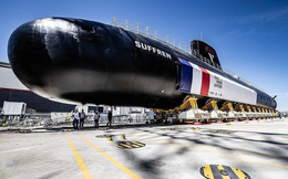 Tổng thống Pháp công bố tàu ngầm hạt nhân 'khủng'