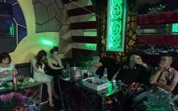 Nam thanh, nữ tú mở tiệc ma túy ở Bình Dương