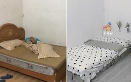 Nữ sinh dùng trọn tháng lương đầu cải tạo căn phòng 20 năm tuổi của mình thành thiết kế kiểu Âu siêu xinh xắn