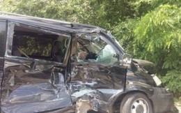 Đoàn xe của Tổng thống Ukraine gặp tai nạn giao thông