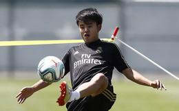 'Messi Nhật Bản' gây ấn tượng ở Real Madrid, sắp đá cùng Hazard, Bale