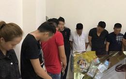 22 nam nữ thanh phê ma túy trong quán karaoke ở quận 7