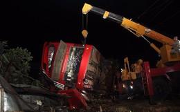 Thông tin bất ngờ về xe khách bị lật ở Đắk Lắk làm 11 người thương vong