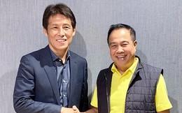 HLV Nhật định ngày ký hợp đồng dẫn dắt tuyển Thái Lan