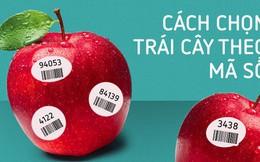 Góc chia sẻ: Hướng dẫn cách chọn mua trái cây nhập khẩu theo mã số, không phải trái cây cứ có mã là an toàn