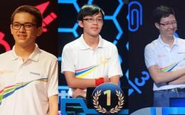 Soi điểm thi THPT Quốc gia của các quán quân Olympia: Toán Lý Hoá ai cũng gần 10 nhưng điểm Ngữ văn thấp bất ngờ