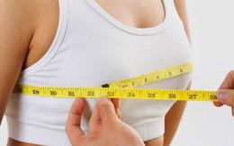 Thực phẩm giúp tăng kích thước vòng một