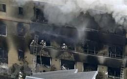 Nhật Bản: Ít nhất 10 người chết trong vụ cháy xưởng phim hoạt hình