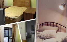Thuê phải căn phòng trọ 15m2 ẩm mốc, cô gái dành hẳn 2 tháng liền để cải tạo thành không gian sống ấm cúng