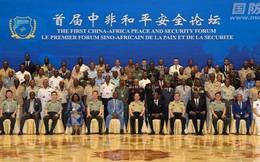 Nga-Trung làm thân với châu Phi, Mỹ bị hất cẳng khỏi khỏi lục địa đen