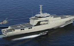 Philippines khoe sắp có tàu siêu lớn, siêu hiện đại tuần tra Biển Đông