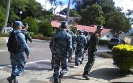 Quân đội Trung Quốc bị cáo buộc hiện diện ở Venezuela
