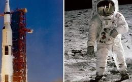 Hình ảnh sứ mệnh Apollo 11 đưa con người lên Mặt Trăng 50 năm trước