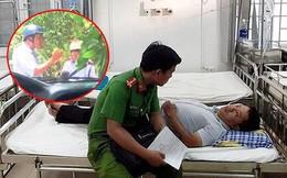 Nhân viên sang chiết gas hành hung phóng viên