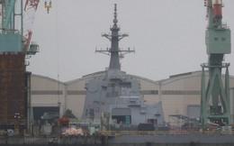 Trung Quốc giật mình khi Nhật Bản nhanh chóng hạ thủy thêm khu trục hạm lớp Maya