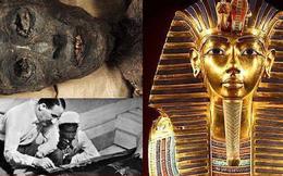 Ai Cập phục hồi quan tài vàng 3.000 tuổi của pharaoh Tutankham